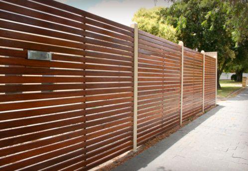 Urban fence